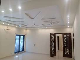 1 Kanal Brand New Luxury  Lower Lock Upper Portion Available  For Rent