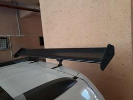 Gt spoiler for hatch back car universal