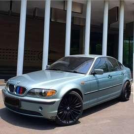 BMW 318i E46 tahun 2002