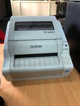 Brother label printer