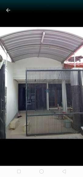 Disewakan Rumah Keren Di Baratajaya Surabaya Pusat
