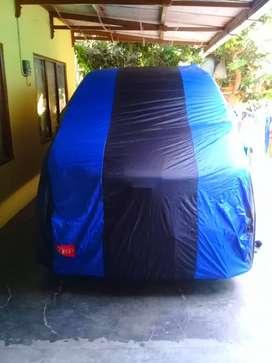 Cover Body Sarung Mobil Warna Waterproof Medium City Car Avanza, Calya