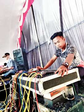 Operator sound system