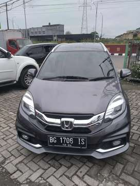 Honda mobilio RS manual 2014 akhir
