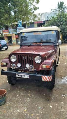 MM540 Jeep