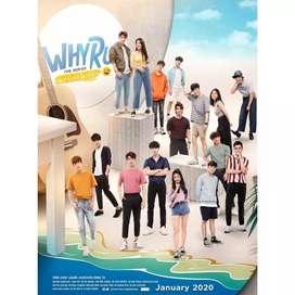 DVD Drama Thailand Why R U BL Boylovers Gay Thai Movie Film Kaset Roma