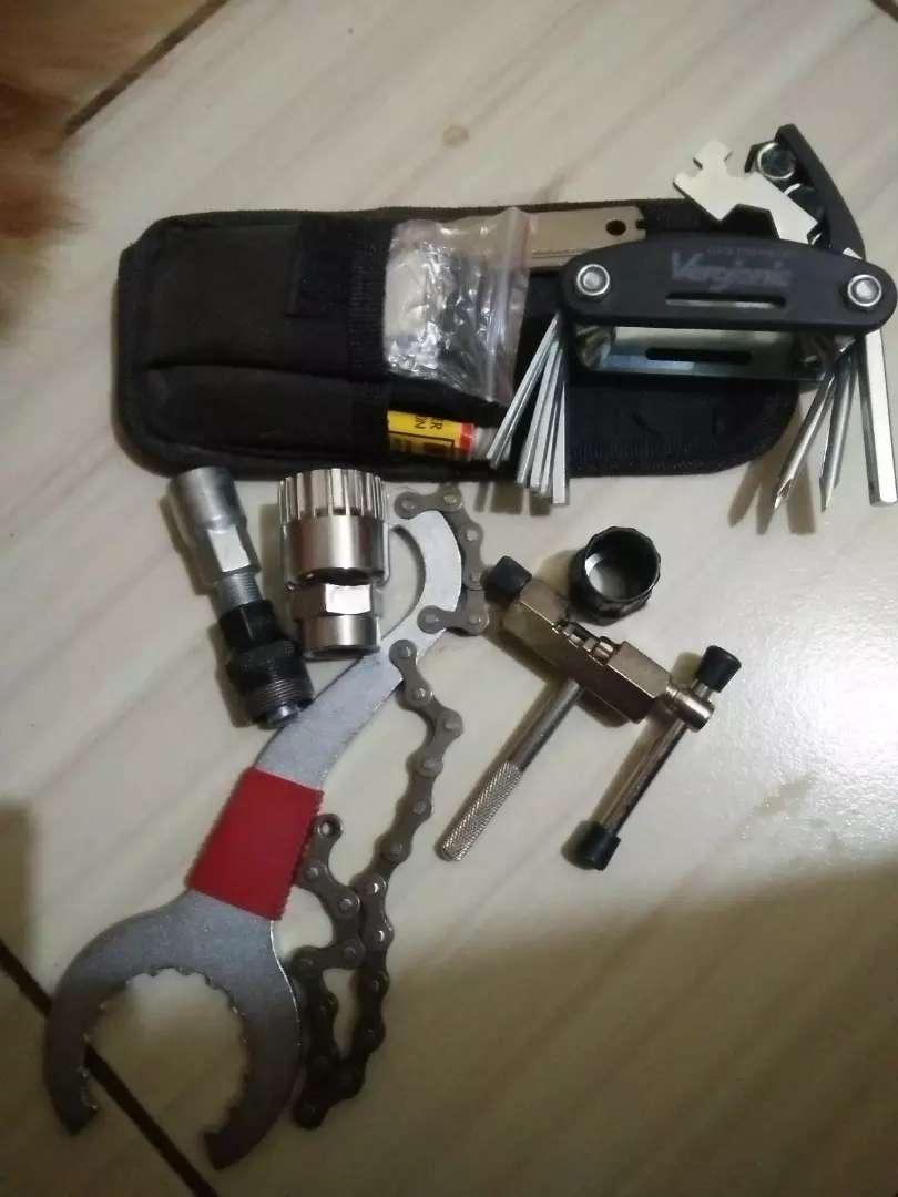 Ragam kunci sepeda 0