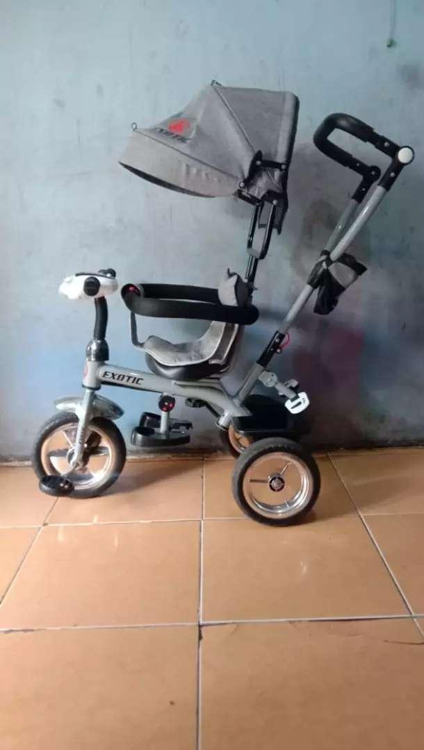 Sepeda bayi roda tiga exotic 1259 0