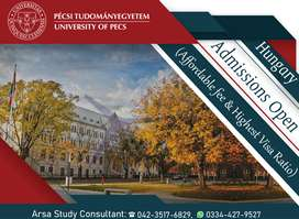 University of Pecs Hungary Europe Admissions Open