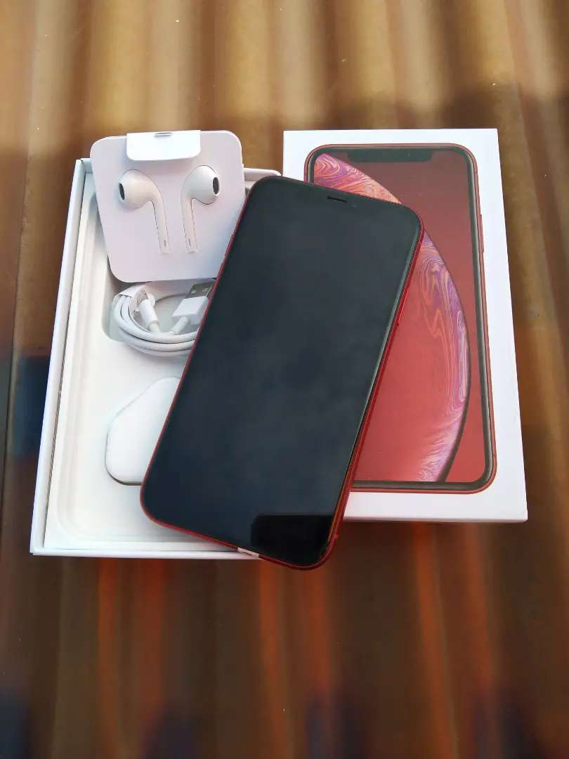 Iphone XR 64gb red 0