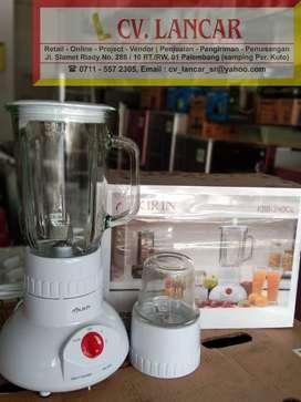 Blender KIRIN 240GL (KACA) GRATIS Ongkir bayar dirumah