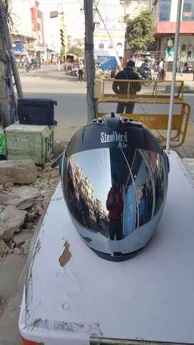 Steel bird air helmet