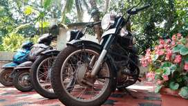 Rent bike bullet