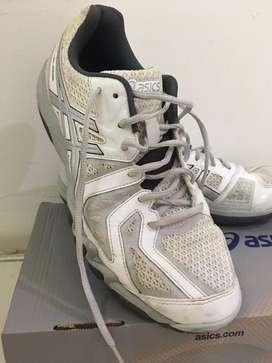 Sepatu Badminton Pria ASICS Original - Gel Blade