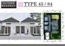 Investasi Menjanjikan, Rumah dekat Jalan Provinsi