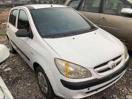 Hyundai Getz GLS, 2007, CNG & Hybrids