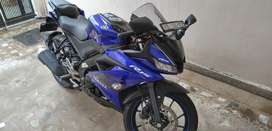R15 V3 dual ABS 8 Month 110 km driven