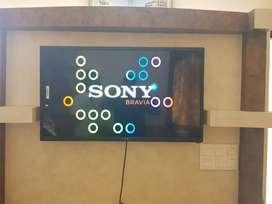 Sony and samsag led TV