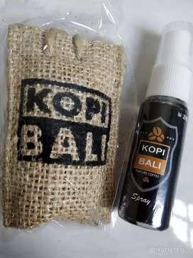 Parfum Kopi Satu Paket ( Gantung + Spray)