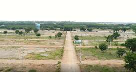 Open plots for sale at moinanabad