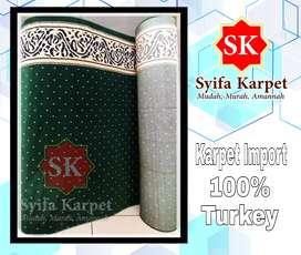 Karpet Masjid Import Grade B