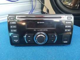 Head unit original Toyota Etios Valco