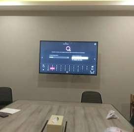 Bracket tv led lcd dinding dan pemasangan