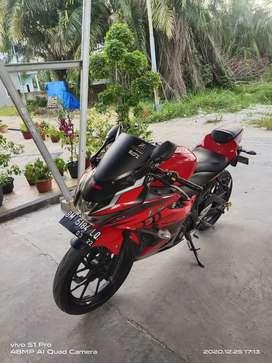 Suzuki r gsx 150cc 2017