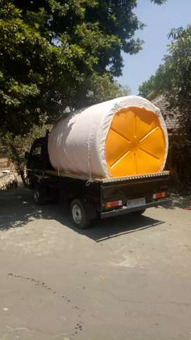 Tandon air 1000liter pundong (tandon new88 anti lumut)