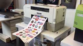 Eco Solvent printer A3 for sale on throwaway price 120000