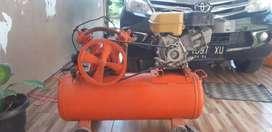 Kompresor shark dan mesin Robin