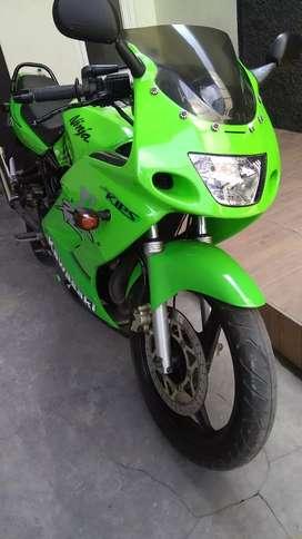 Ninja krr Thailand ijo royo-royo