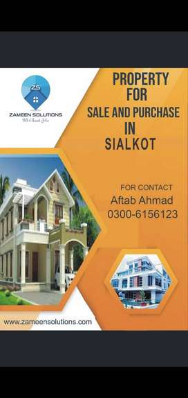 Laxurios Homes In Central Location Of Sialkot