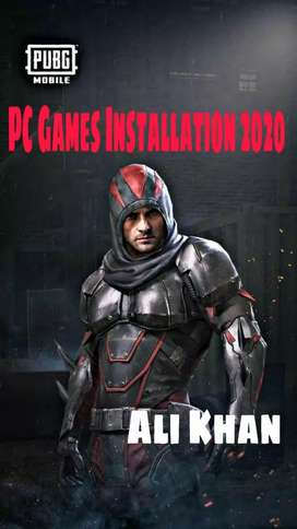 PC Games Installation 2020