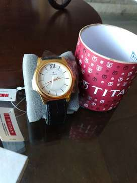 Brand new Titan watch
