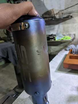 Sc Project multi color exhaust with cb125f band