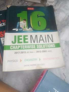 Previous year of jee mains