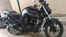 Yamaha FZ single hand use in excellent condition