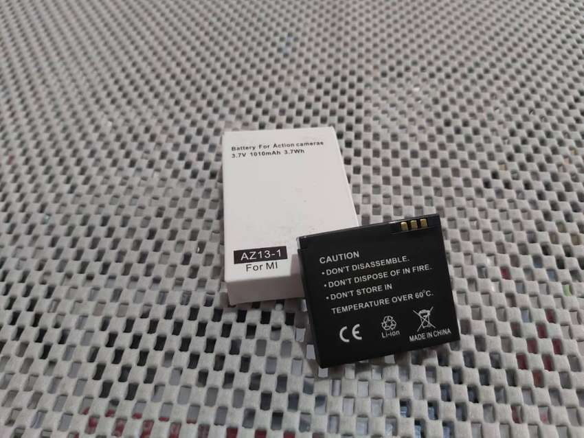 Baterai Taffware For Yi Cam 0