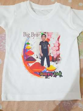 Holi t shirt at low prices