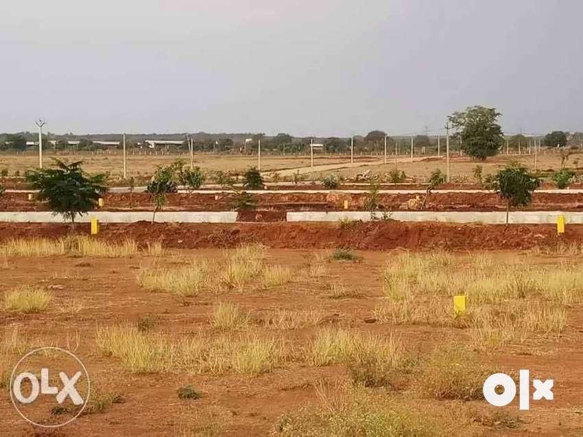 Open plots for sale at ShadNagar Near NRSC 0