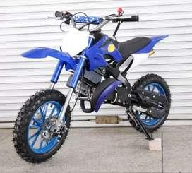 Dirt Bike 50CC Petrol Engine For Kid