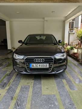 Audi A6 2012 Diesel Well Maintained