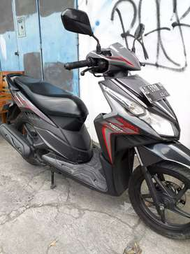 Honda Vario Techno 2011 hitam istimiwir