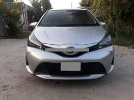 Toyota Vitz 2014 Get On Easy Installment(Corporate Automobiles)