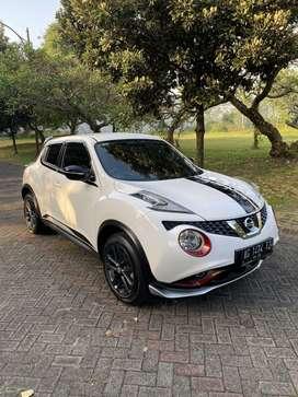 Nissan juke revolt Pmk 2016 Putih