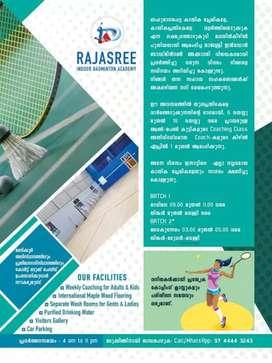 Badminton & Chess coaching