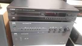CD Player Yamaha CDX-396 istimewa