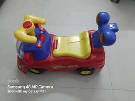 Toy car indoor or outdoor