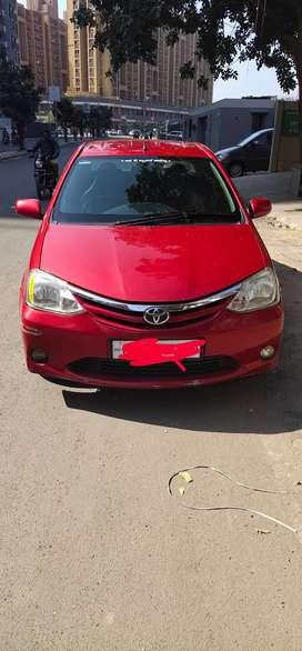 Toyota Etios VD, Sep-2011, Diesel